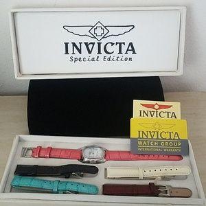 Invicta especial edicion  watch for woman